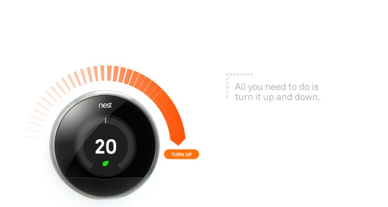 Nest boiler control