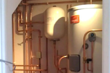 Unvented Cylinder - Plumber Gloucestershire