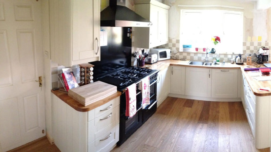 Kitchen installed in Gloucestershire