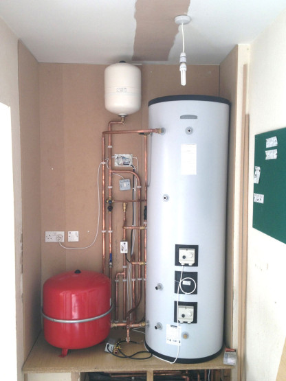 Unvented Cylinder - Plumber Gloucestershire 3