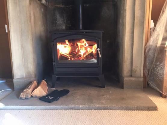 Wood Burner Stove Picture 6