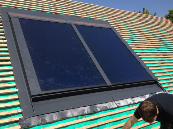 Solar panel installation bristol