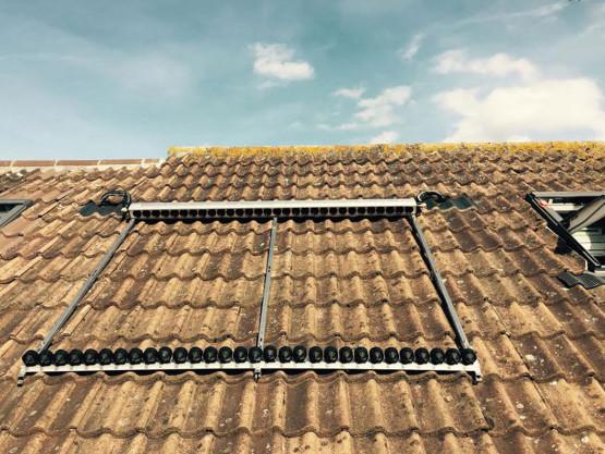 Solar Feature Installation 2