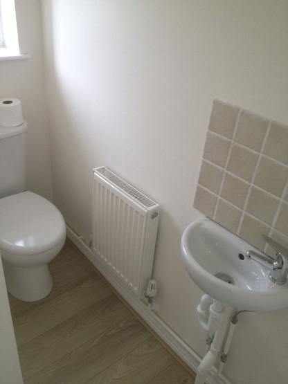 Stroud Bathroom Plumbing project