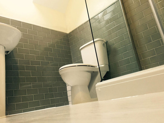 Wotton Under Edge Bathroom Plumber Job 3