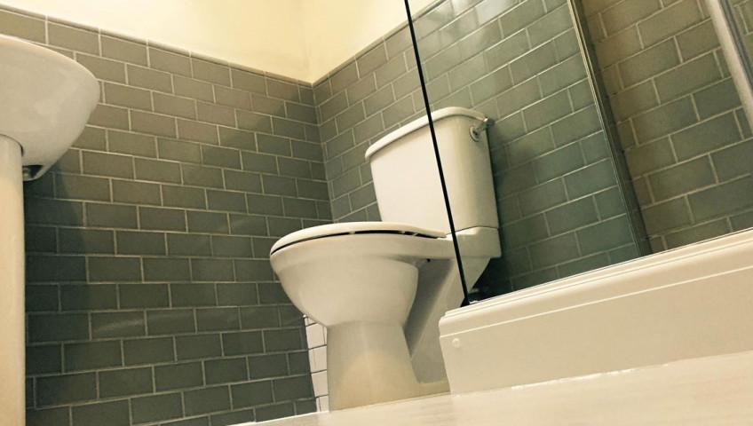 Wotton Under Edge Bathroom Plumber Job 3
