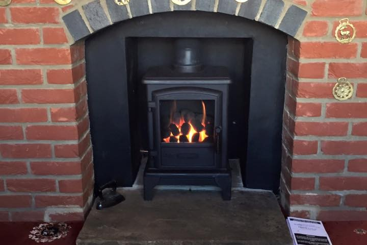 Fire Installed in Kingswood