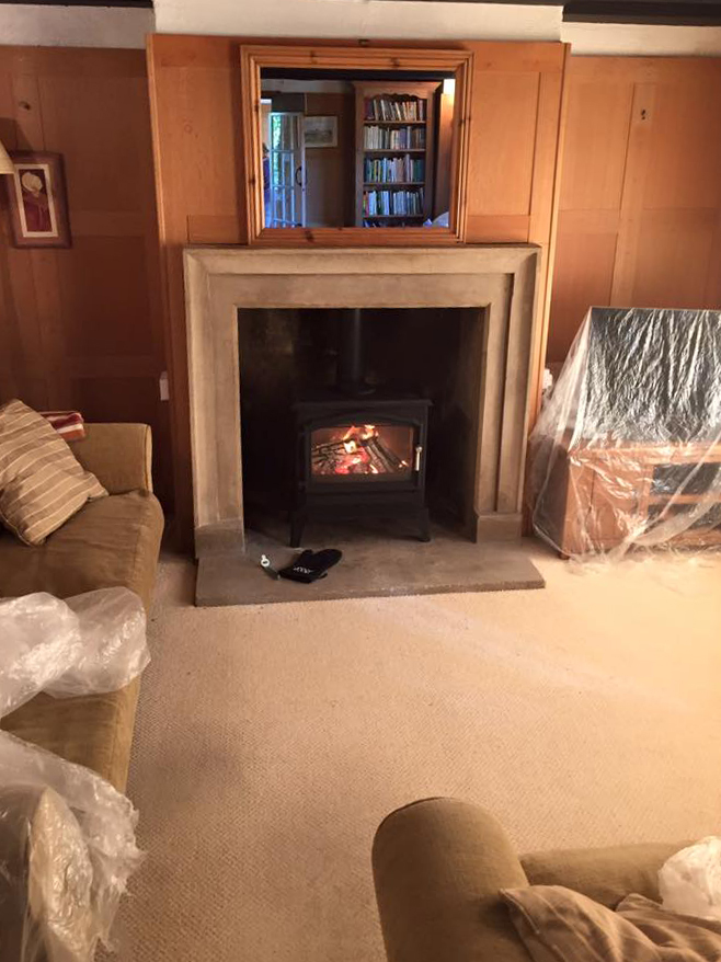 Wood Burner Stove Picture 4