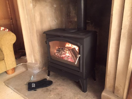 Wood Burner Stove Picture 5